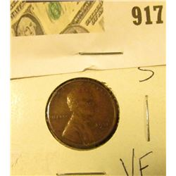 1931 S Lincoln Cent VF - Key Date