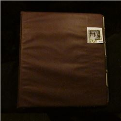 1946-96 Three-Ring Binder full of Jefferson Nickels ranging in grades from Circulated to Proof.