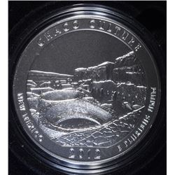 2012 AMERICA THE BEAUTIFUL 5oz UNC SILVER QUARTER