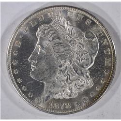 1878-S MORGAN DOLLAR  FLASHY!