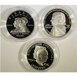 3- Commemoratives