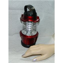 MINI CAMPING LANTERN - LED - ADJUSTABLE DIMMING LIGHT - WORKING