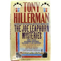 Signed 1st Edition Tony Hillerman Book
