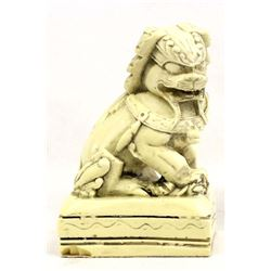 Vintage Chinese Foo Dog Figurine
