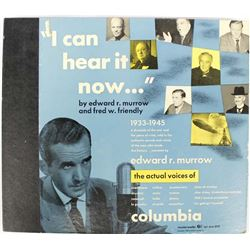 Record Albums: I can hear it now...'' by E. Murrow
