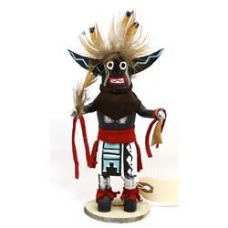 Native American Hopi Angry Kachina