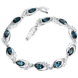 LONDON & SKY BLUE TOPAZ Bracelet