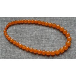 Vintage Natural Amber Necklace