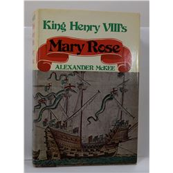 McKee: King Henry VIII's Mary Rose