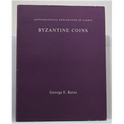 Bates: Byzantine Coins - Archaeological Exploration of Sardis