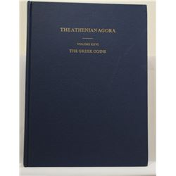 Kroll: The Athenian Agora - Volume XXVI - The Greek Coins