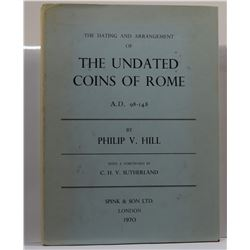 Hill: The Dating and Arrangement of the Undated Coins of Rome - AD 98-148
