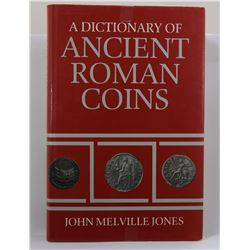 Jones: A Dictionary of Ancient Roman Coins