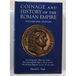Vagi: (Signed) Coinage and History of the Roman Empire - Vol 1 & 2