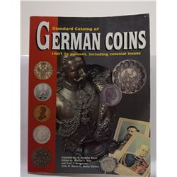 Nicol: Standard Catalog of German Coins 1601 to Present, Including Colonial Issues