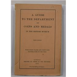 British Museum: A Guide to the Department of Coins and Medals in the British Museum
