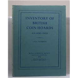Thompson: Inventory of British Coin Hoards A.D. 600-1500