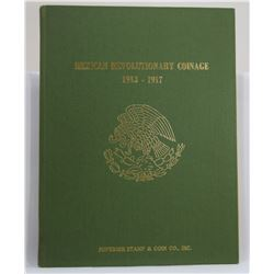 Guthrie: (Signed) Mexican Revolutionary Coinage 1913-1917