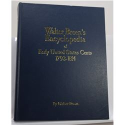 Breen: Walter Breen's Encyclopedia of Early United States Cents 1793-1814