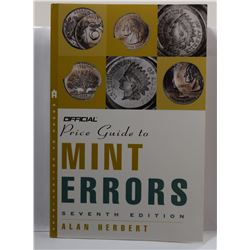 Herbert: Official Price Guide to Mint Errors