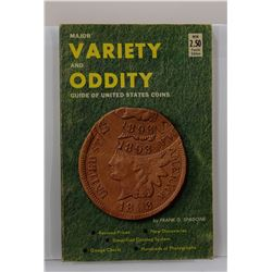 Spadone: Major Variety and Oddity Guide of United States Coins