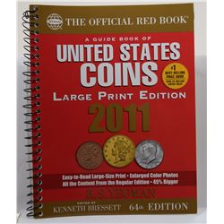 Yeoman: A Guide Book of United States Coins Large Print Edition