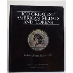 Jaeger: 100 Greatest American Medals and Tokens
