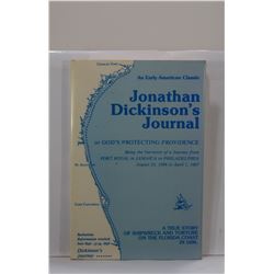 Andrews: Jonathan Dickinson's Journal: Being a Narrative of a Journey from Port Royal in Jamaica to