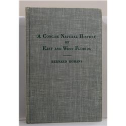Romans: A Concise Natural History of East and West Florida