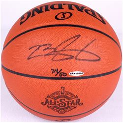 LeBron James Signed LE 2008 All-Star Game NBA Official Game Basketball (UDA COA)