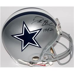 "Deion Sanders Signed Cowboys Full-Sized Authentic Pro-Line Helmet Inscribed ""HOF 2011"" (Radtke COA)"