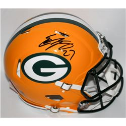 Eddie Lacy Signed Packers Authentic Pro-Line Speed Full-Size Helmet (Lacy Hologram)