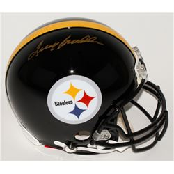 Terry Bradshaw Signed Steelers Full-Size Authentic Pro-Line Helmet (Steiner COA  Bradshaw Hologram)