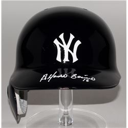 Alfonso Soriano Signed Yankees Full-Size Authentic Batting Helmet (JSA COA)