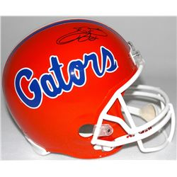 Emmitt Smith Signed Florida Gators Full-Size Helmet (Schwartz COA)