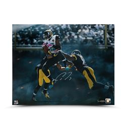 "Allen Robinson Signed Jaguars LE ""Over the Middle Heat"" 16x20 Photo (UDA COA)"