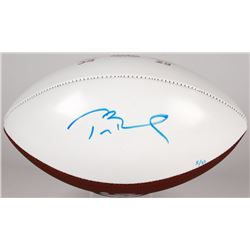Tom Brady Signed LE Super Bowl 51 Logo Football (TriStar  Steiner COA)
