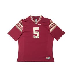 "Jameis Winston Signed Florida State Seminoles Nike Jersey Inscribed ""Youngest Heisman Winner 2013"" ("