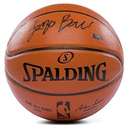 Lonzo Ball Signed Game Ball Series Basketball (Panini COA)