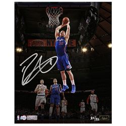 Blake Griffin Signed Clippers  Pre-Jam  8x10 Photo (Panini COA)