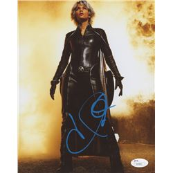"Halle Berry Signed ""X Men"" 8x10 Photo (JSA COA)"