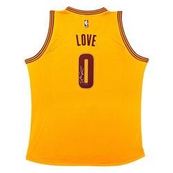 Kevin Love Signed Cavaliers Jersey (UDA)