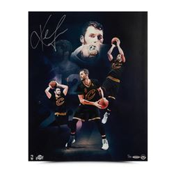 "Kevin Love Signed Cavaliers ""Ring Night"" 16x20 Limited Edition Photo (UDA)"