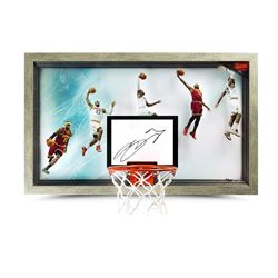 "LeBron James Signed ""Chronology Jam"" 30.5x18.5 Limited Edition Backboard (UDA)"