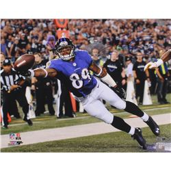 Steve Smith Sr. Signed Ravens 16x20 Photo (Radtke COA)