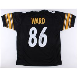 "Hines Ward Signed Steelers Jersey Inscribed ""SB XL MVP"" (TSE COA)"