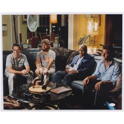 "Mike Tyson Signed ""The Hangover"" 16x20 Photo (JSA COA)"