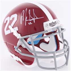Mark Ingram Signed Alabama Crimson Tide Mini-Helmet (Ingram Hologram)