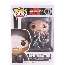 "Ryan Hurst Signed Opie Winston ""Sons of Anarchy"" Funko POP! Vinyl Figure (Radtke COA)"