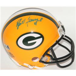 Brett Favre Signed Packers Mini-Helmet (Radtke Hologram)
